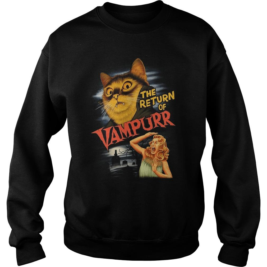 The Return Of Vampurr Sweater