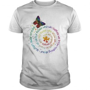 The Strongest People Are Not Those Who Show Strength In Front Of Us Shirt