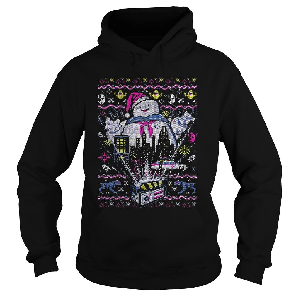 There Is No Santa Only Zuul Ugly Christmas Hoodie