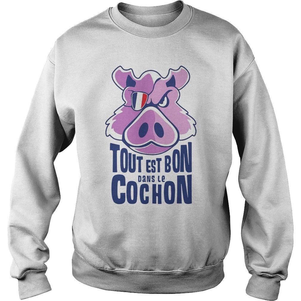 Tout Est Bon Dans Le Cochon Sweater