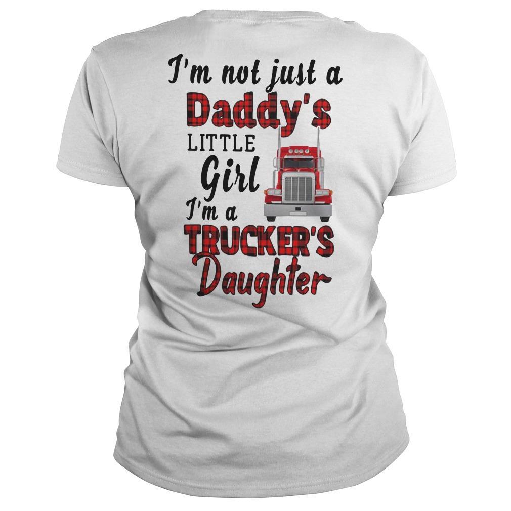 Trucker's Daughter I'm Not Just A Daddy's Little Girl Longsleeve