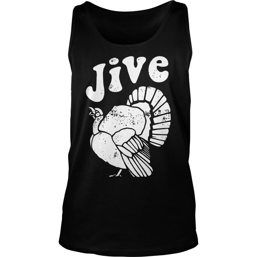 Turkey Jive Tank Top