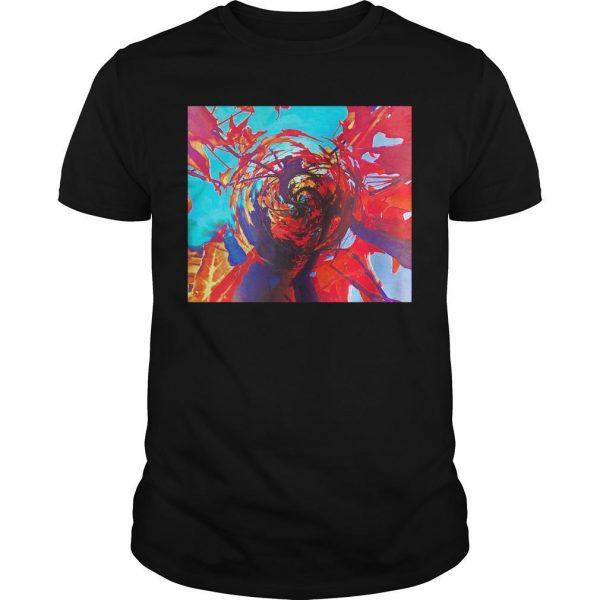 Twisty Leaf Shirt