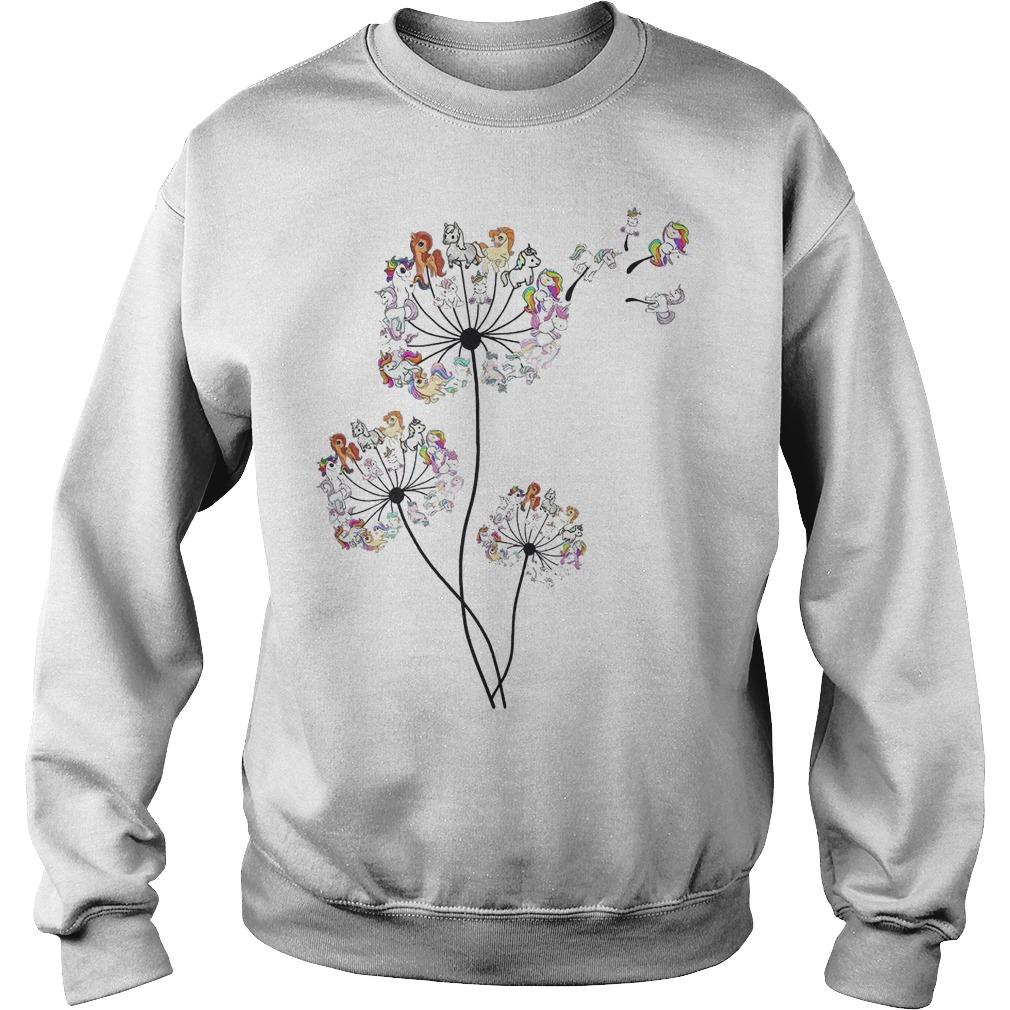 Unicorns Dandelion Sweater