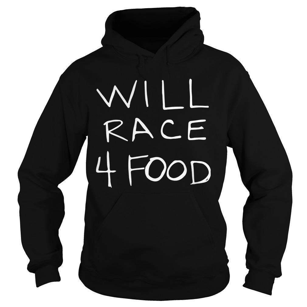 Will Race 4 Food Hoodie