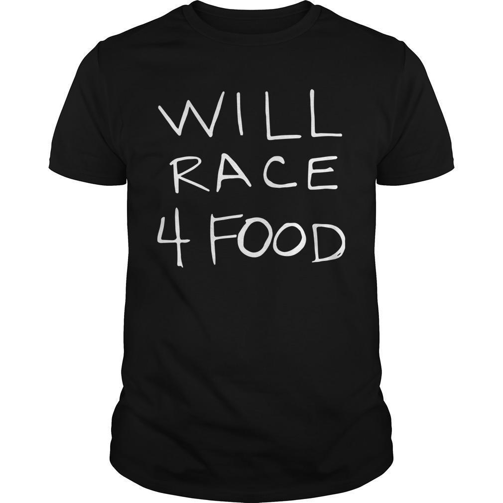 Will Race 4 Food Longsleeve