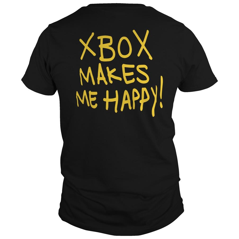Xbox Makes Me Happy Longsleeve