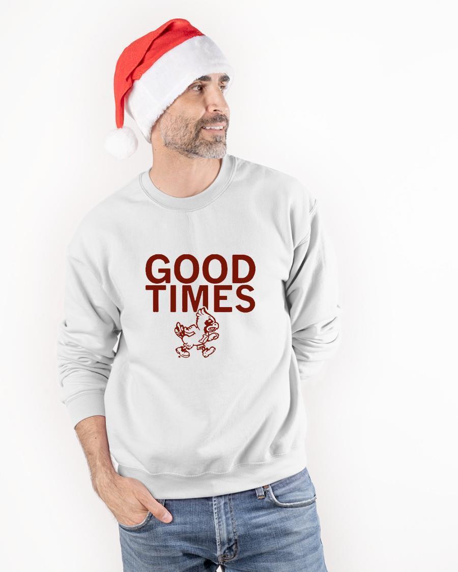 2020 Isu Good Times Sweater