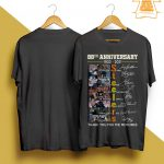 88th Anniversary Steelers Thank You For The Memories Shirt
