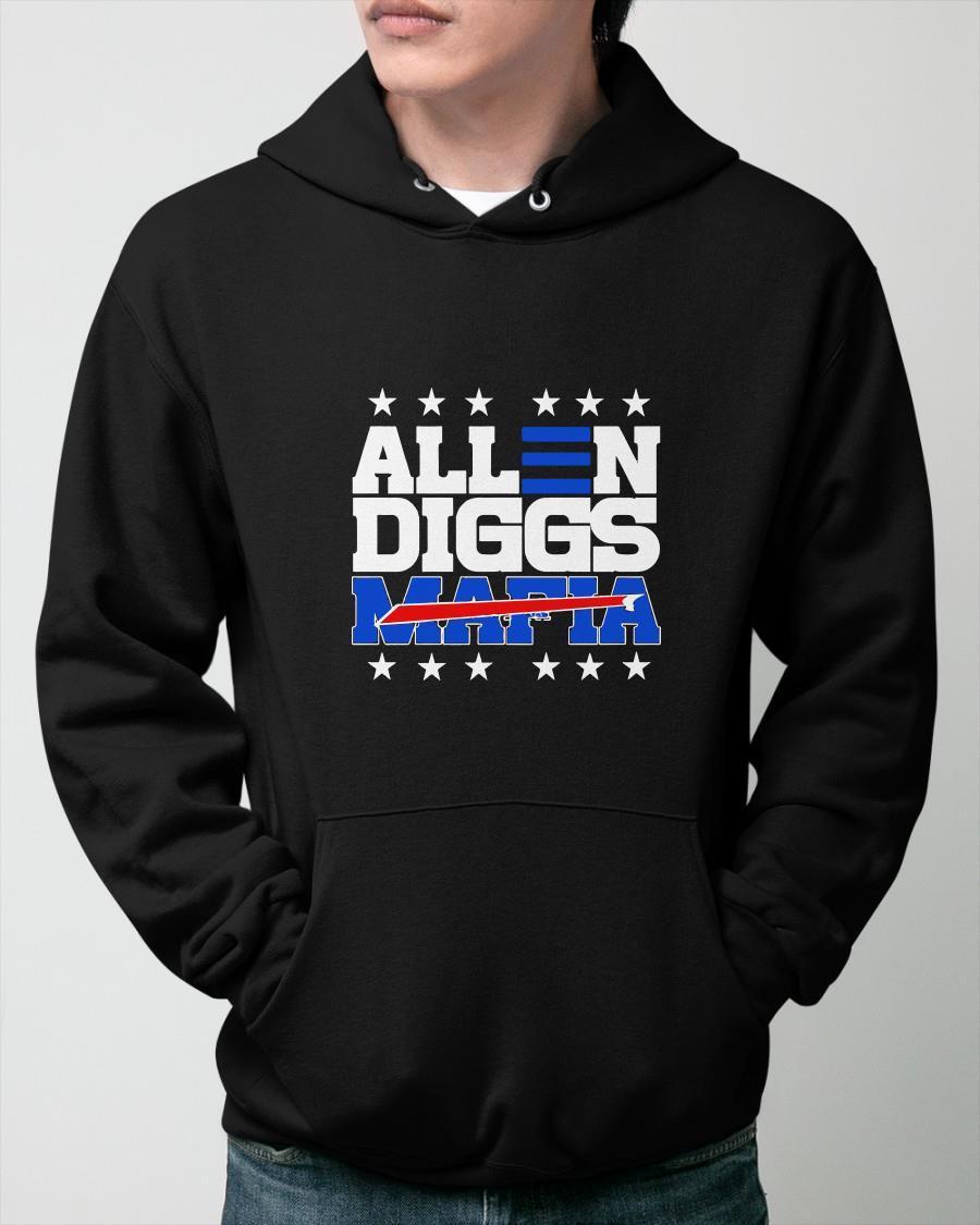 Allen Diggs Mafia Hoodie