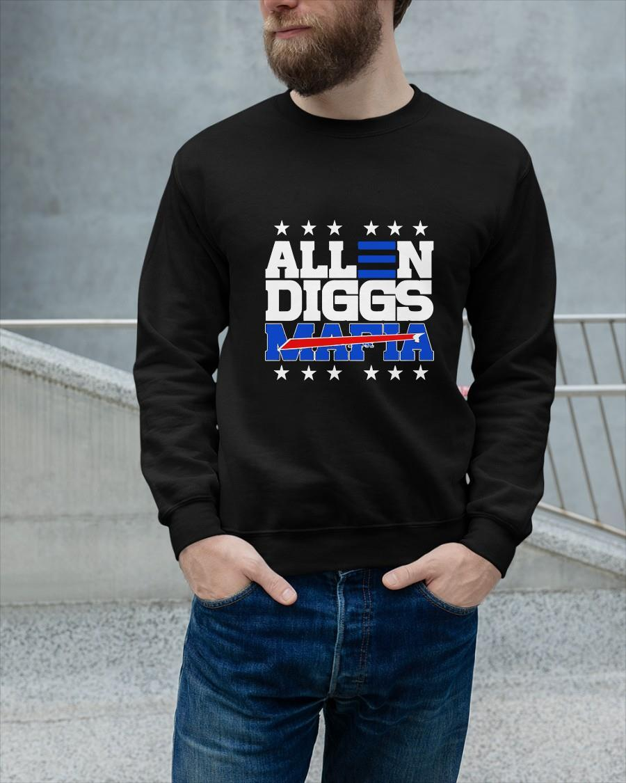 Allen Diggs Mafia Sweater
