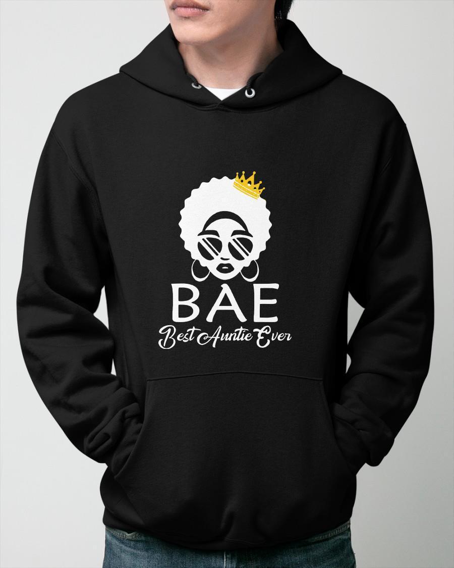 Bae Best Auntie Ever Hoodie
