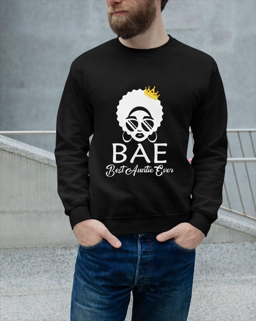 Bae Best Auntie Ever Sweater