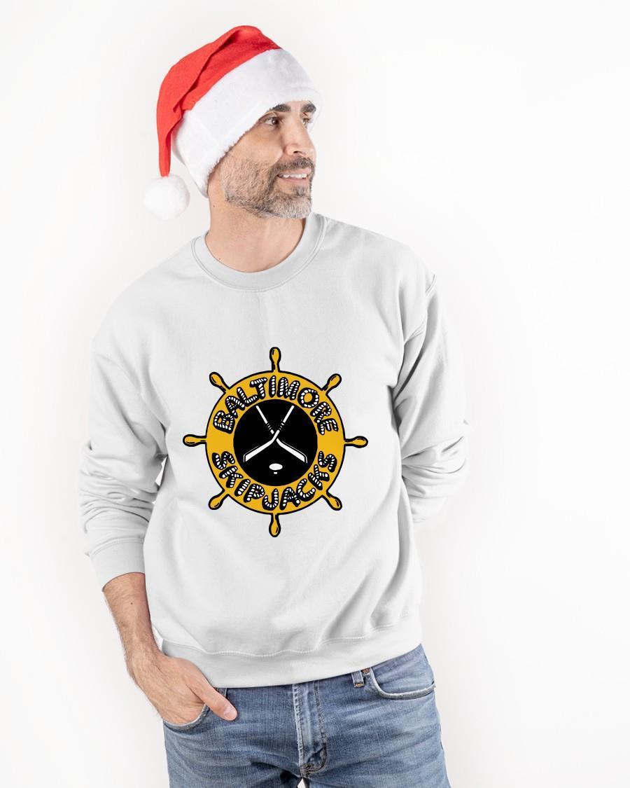 Baltimore Skipjack Sweater