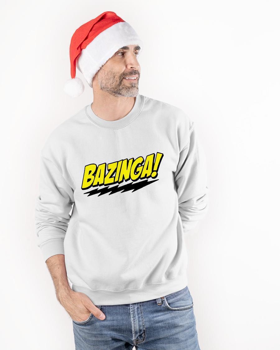 Bazinga Sweater