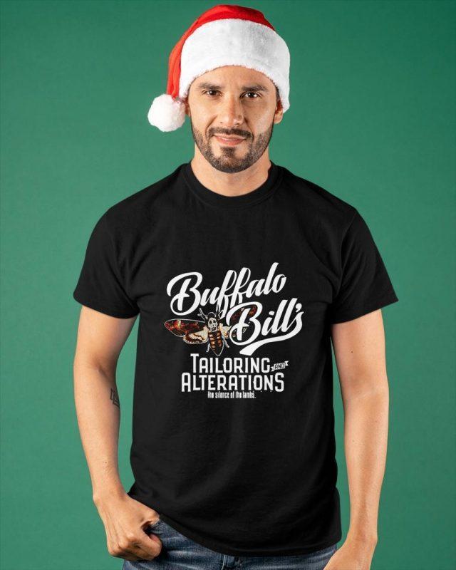 Bee Buffalo Bills Tailoring And Alterations Shirt