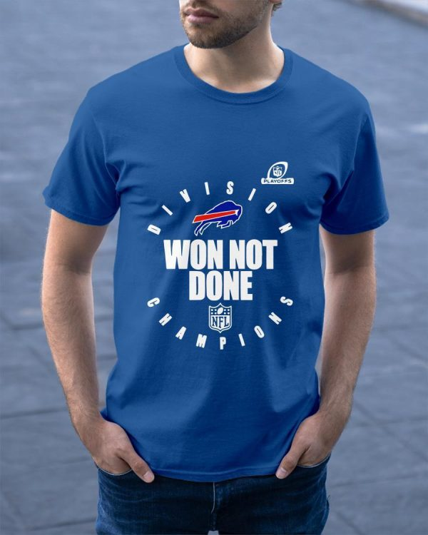 Buffalo Bills Afc Champions Shirt