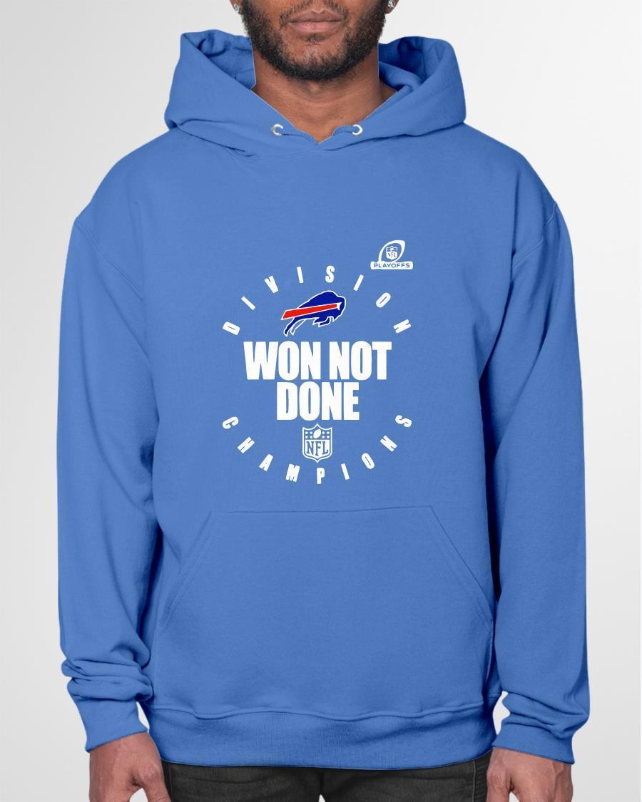 Buffalo Bills Afc East Champions Tee Hoodie