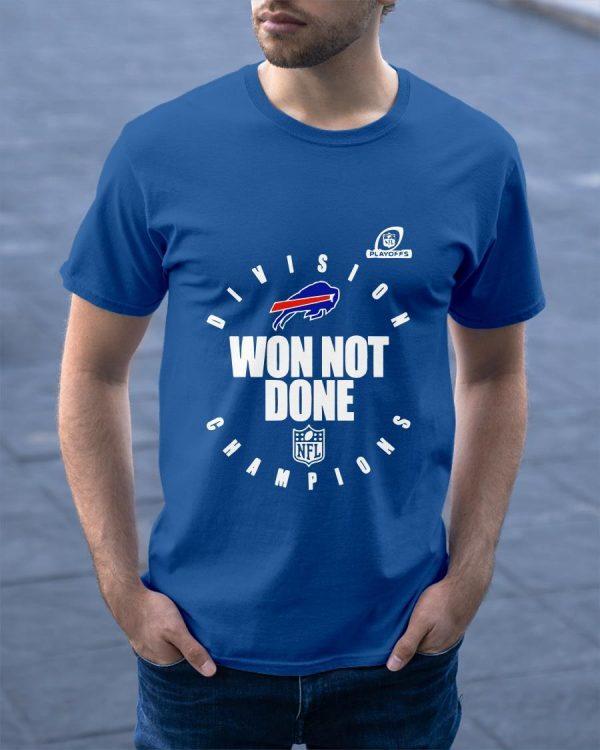 Buffalo Bills Division Champs Shirt