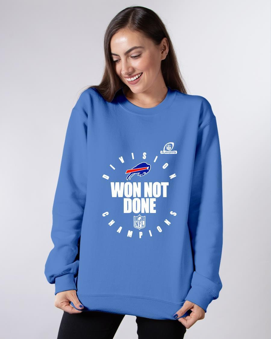 Buffalo Bills Division Champs Sweater