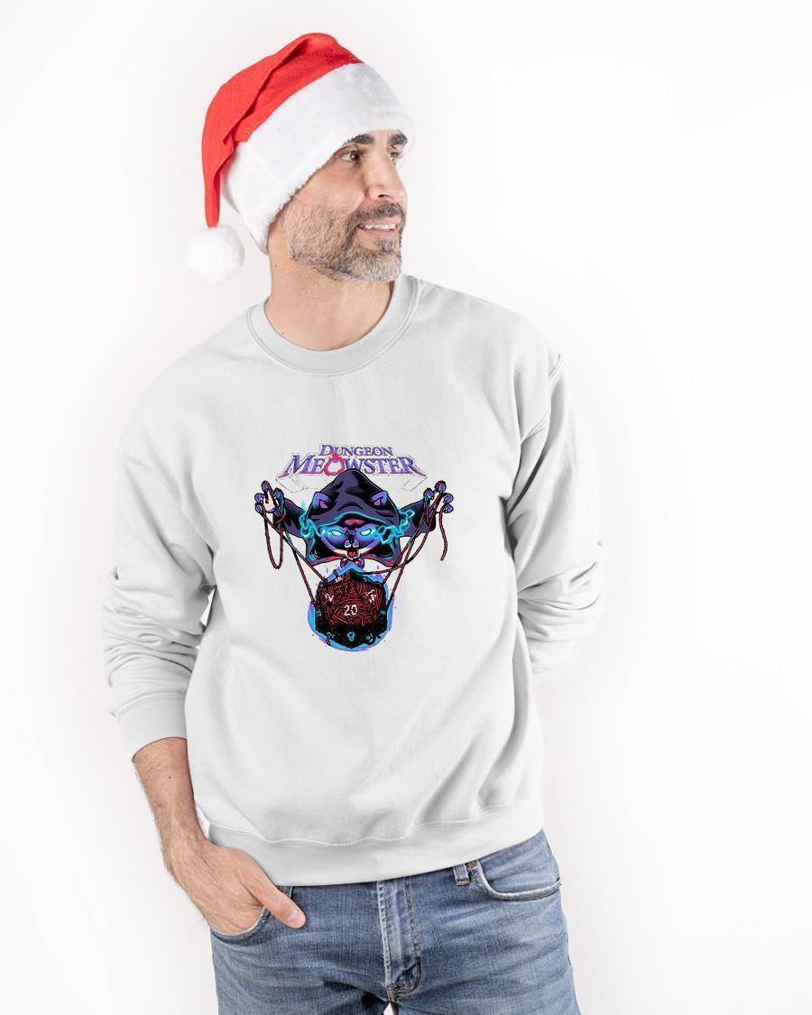 Cat Dungeon Meowster Sweater