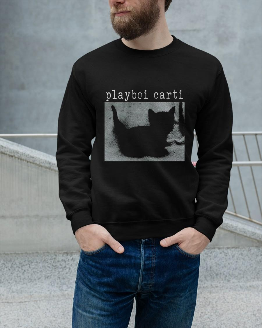 Cat Playboi Carti Sweater