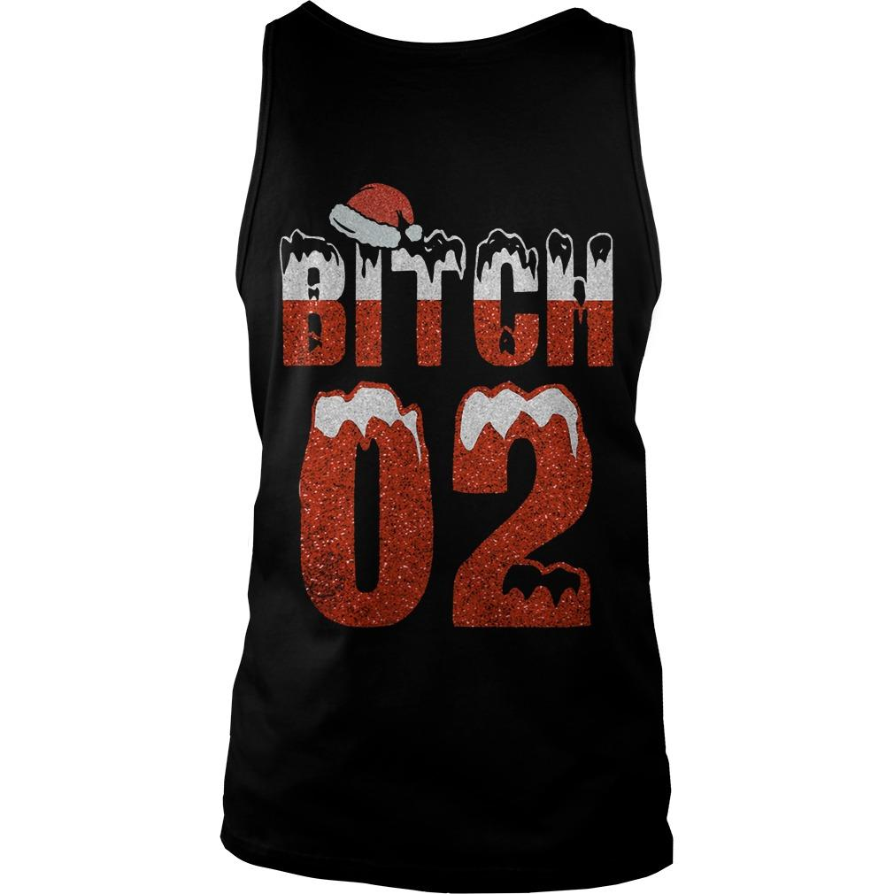 Christmas Bitch 02 Tank Top
