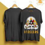 Christmas Gnomes Steelers Shirt