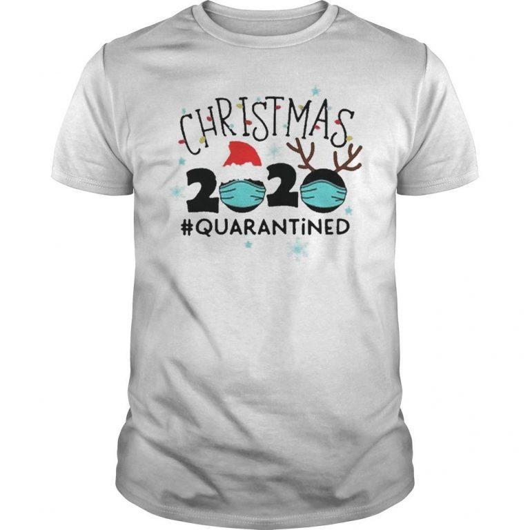 Christmas Lights Christmas Quarantine Shirt