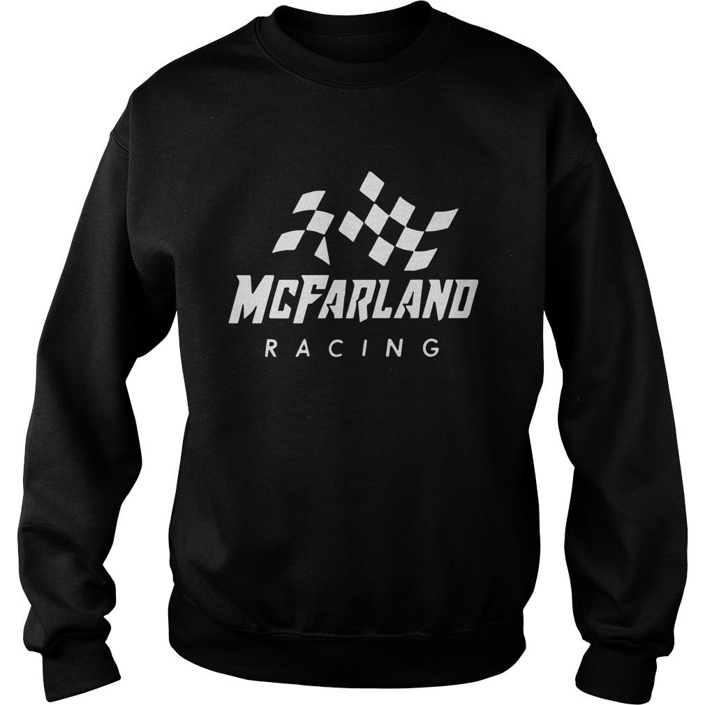 Cleetus Mcfarland Racing Sweater