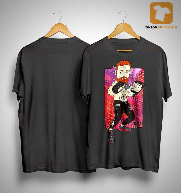 Conor Mcgregor Reebok Shirt