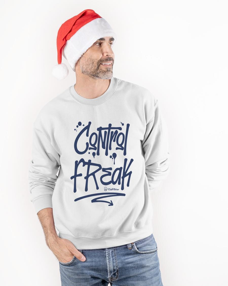 Control Freak Sweater
