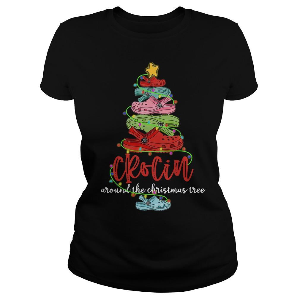 Crocin' Around The Christmas Tree Longsleeve