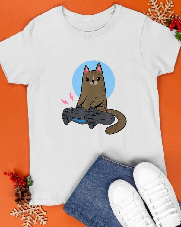 Don't Bother Me Right Meow Shirt
