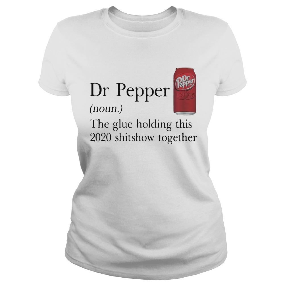 Dr Pepper The Glue Holding This 2002 Shithow Together Longsleeve