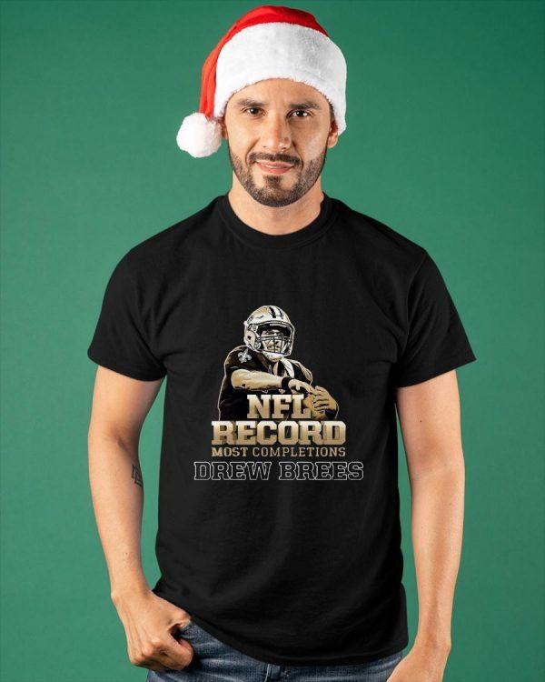 Drew Brees Protective Shirt