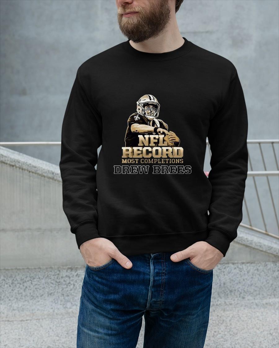 Drew Brees Protective Sweater