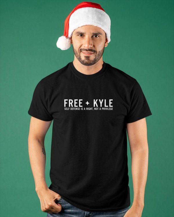 Free Kyle Rittenhouse Family Merchandise Shirt