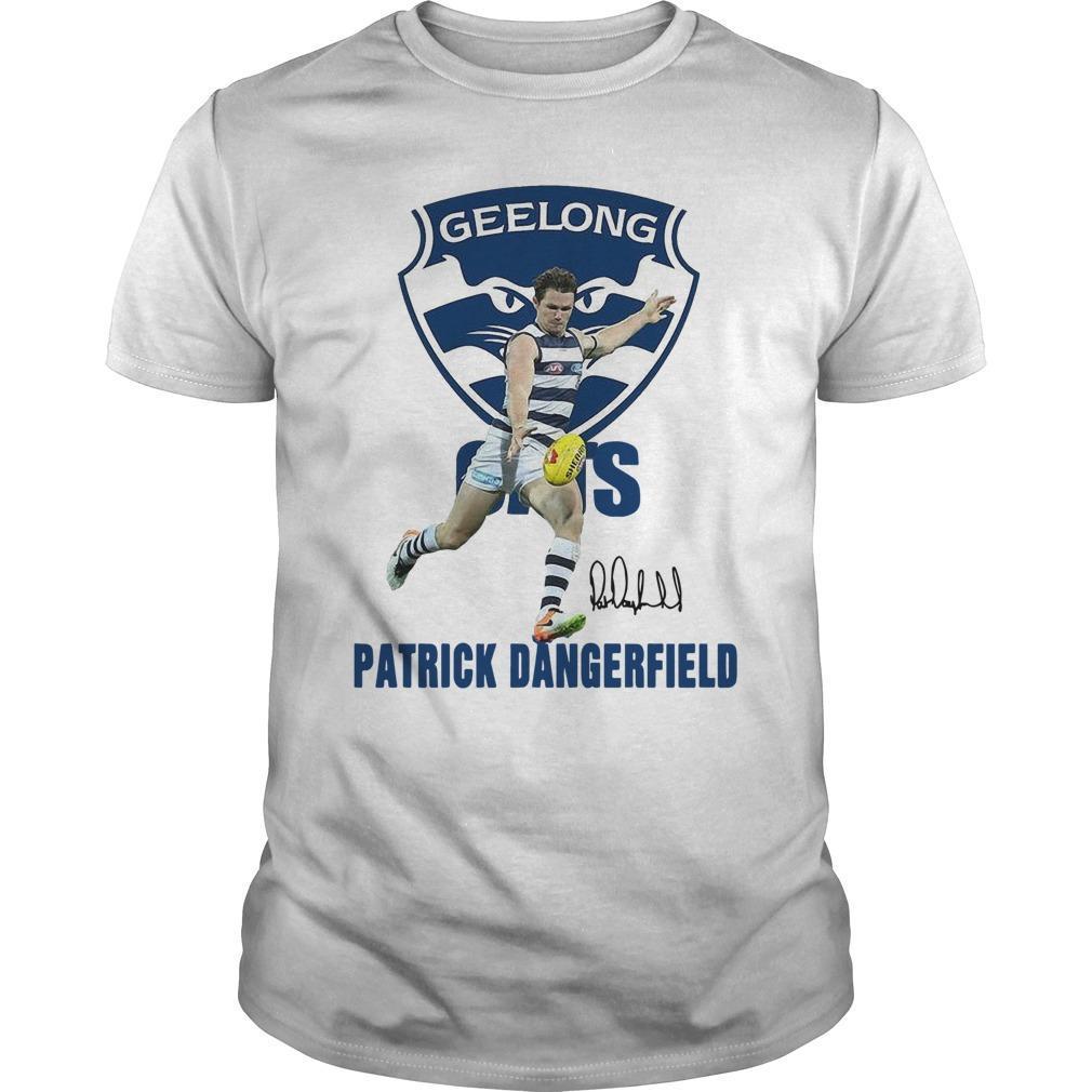 Geelong Patrick Dangerfield Longsleeve