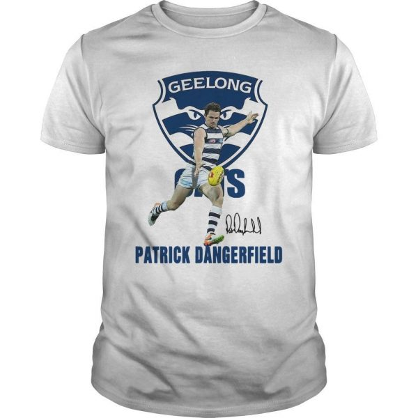 Geelong Patrick Dangerfield Shirt