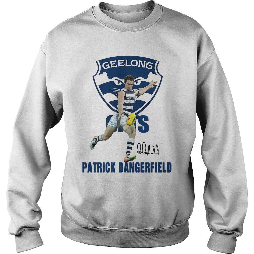 Geelong Patrick Dangerfield Sweater