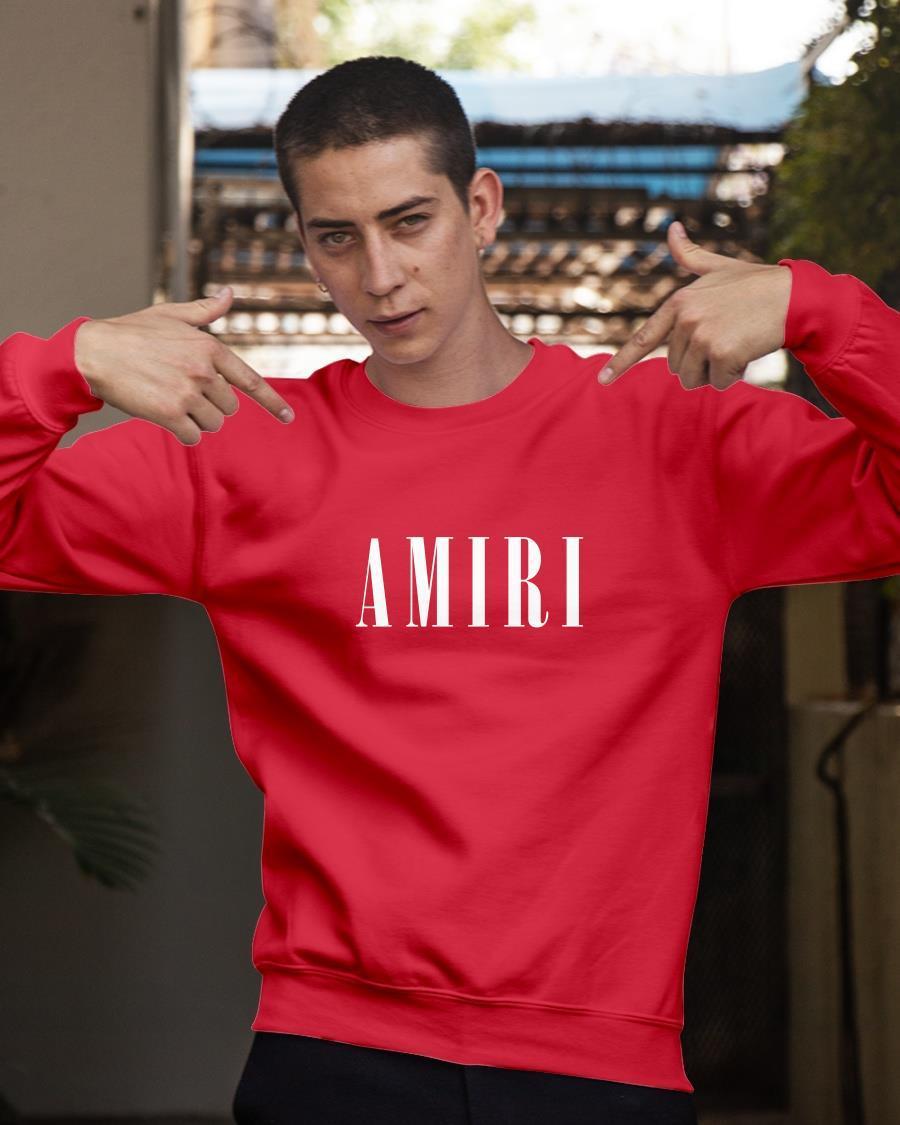 Gianni Paolo Amiri T Sweater