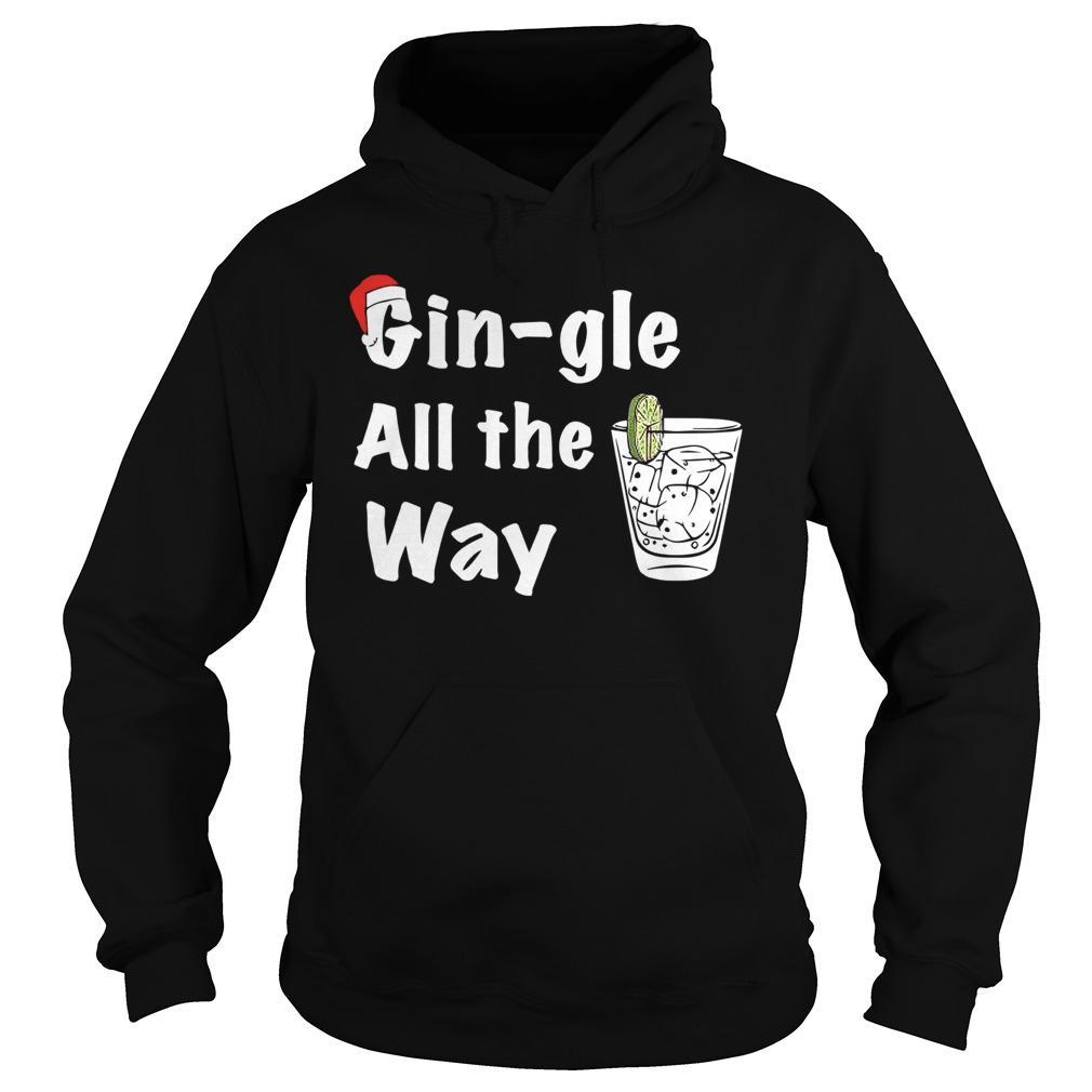 Gingle All The Way Hoodie
