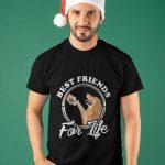 Golden Retriever Best Friends For Life Shirt
