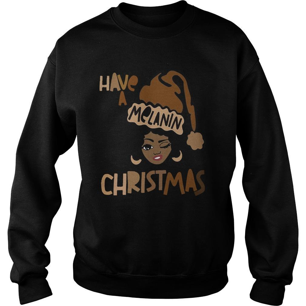 Have A Melanin Christmas Sweater
