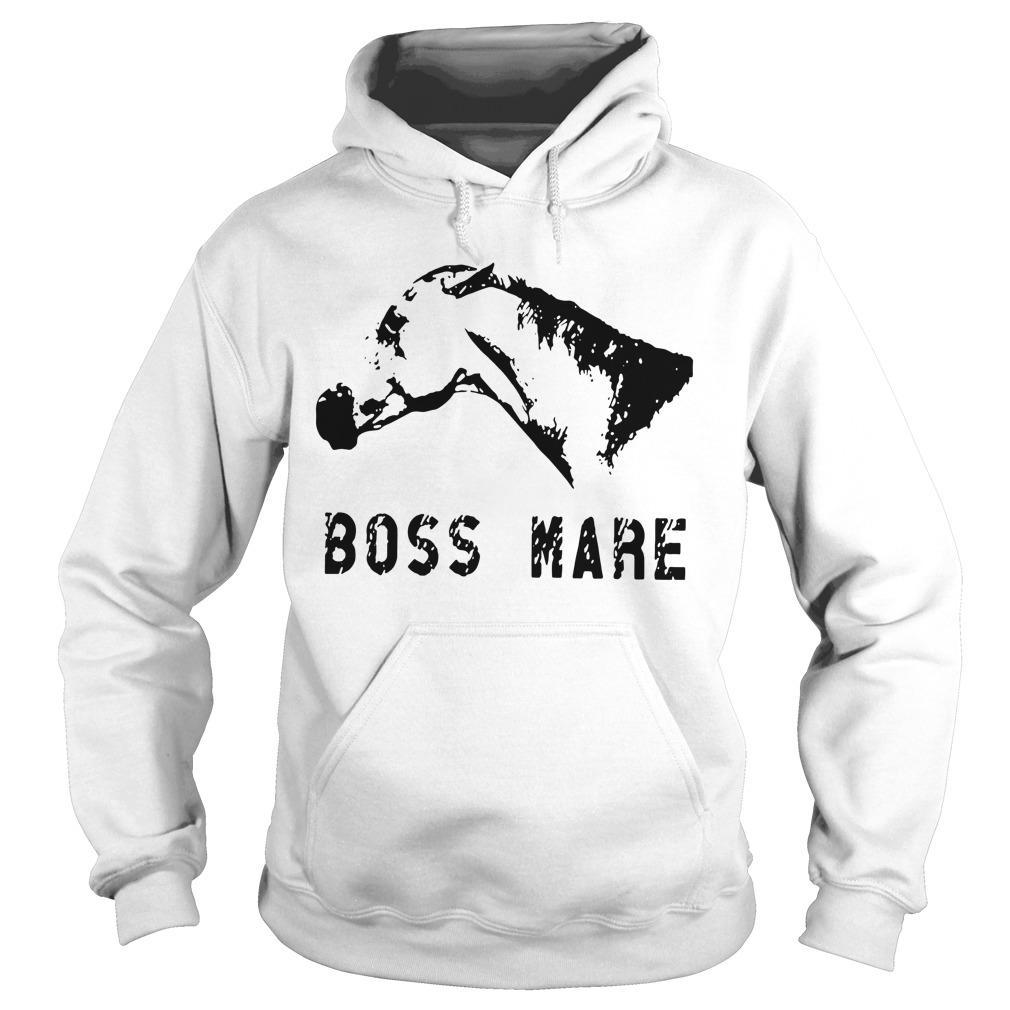 Horse Boss Mare Hoodie