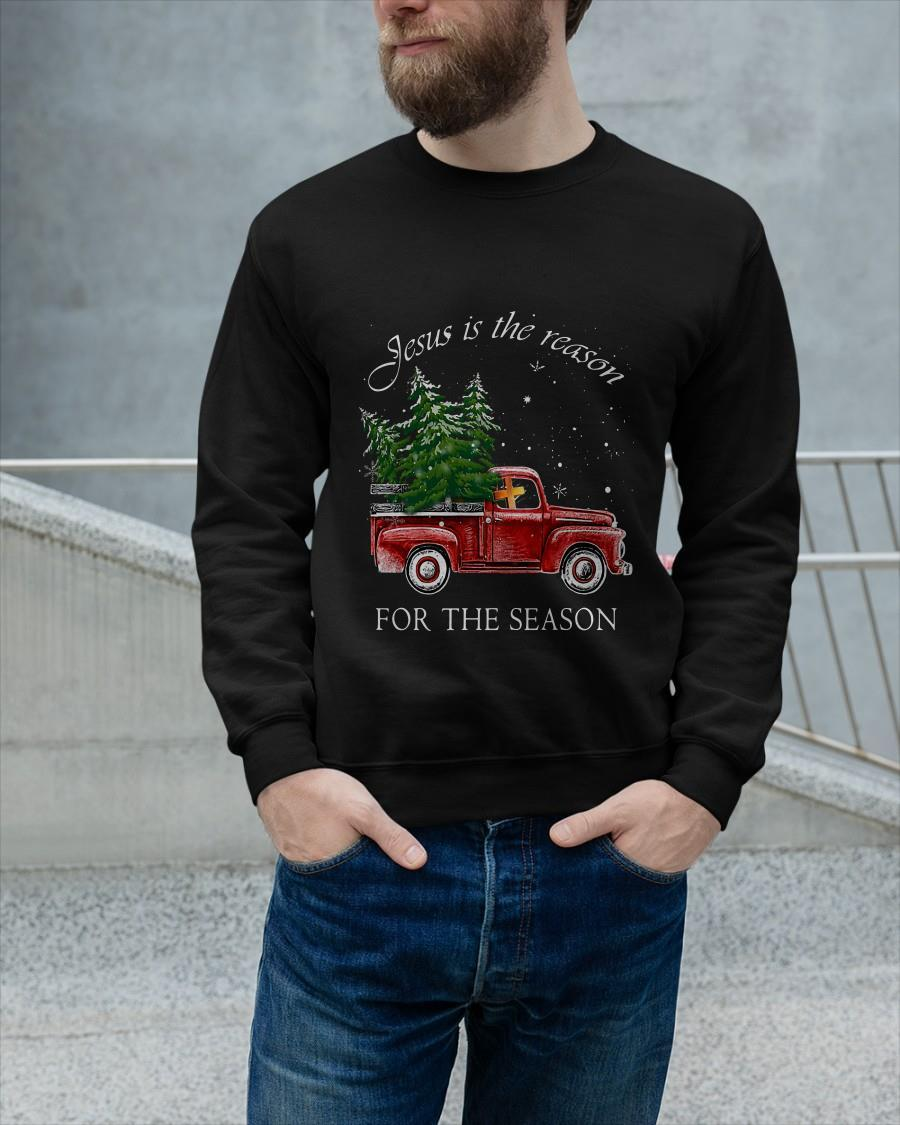 Jesus Is The Reason For The Season Sweater