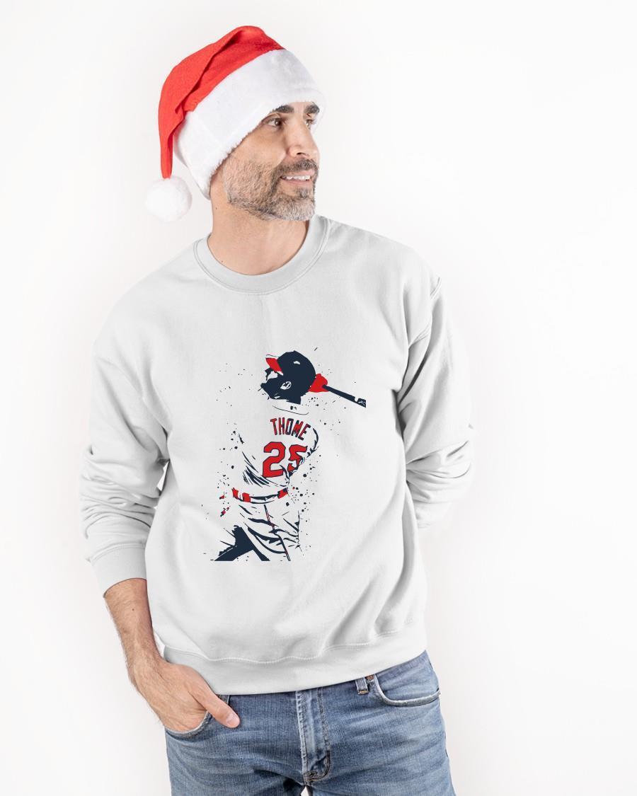 Jim Thome 25 Sweater