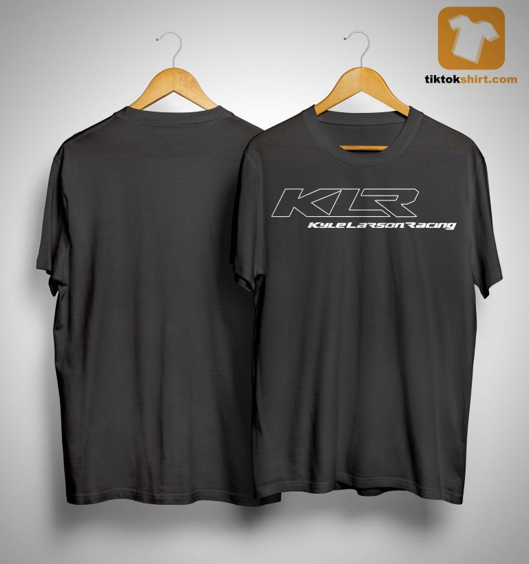 KLR Kyle Larson Racing Shirt