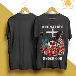 Kansas City Chiefs One Nation Under God Shirt